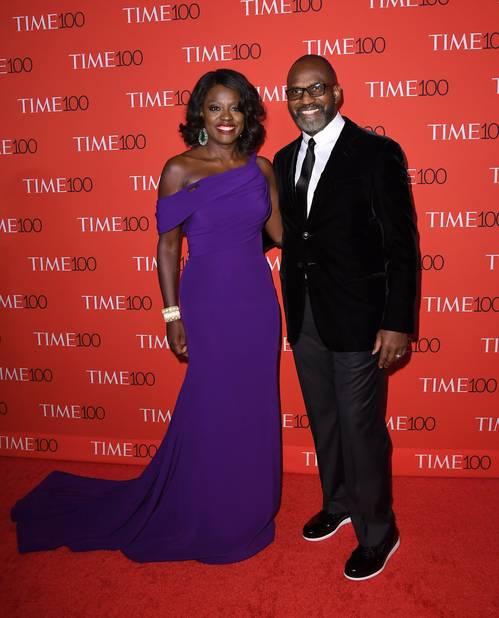 La merveilleuse Viola Davis et son mari Julius Tennon