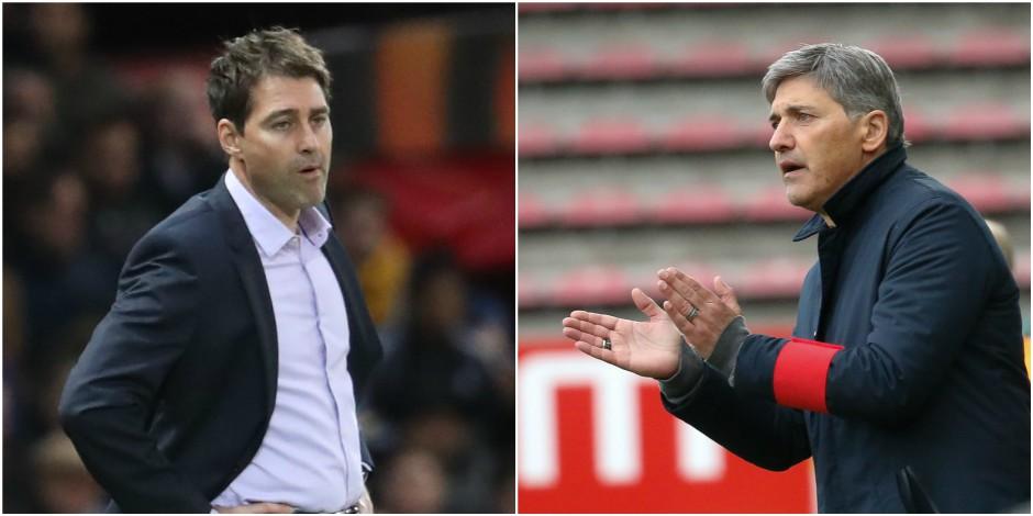Weiler et Mazzù designés comme les entraîneurs de l'année par 10 suiveurs assidus du foot belge - La DH