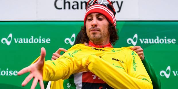 Tour de Romandie: Kung gagne la 2e étape, Felline reste leader (VIDEO) - La DH