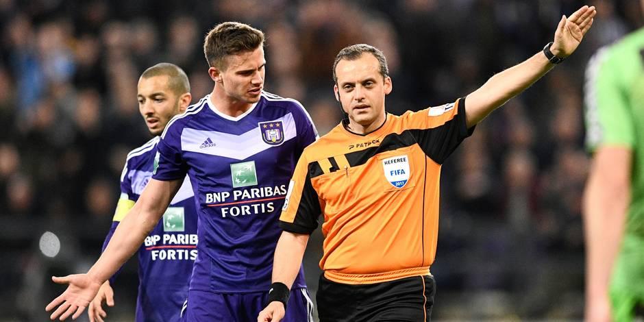 """Leander Dendoncker: """"Charleroi n'a pas mérité de gagner"""" (VIDEOS)"""