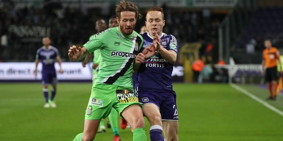 Charleroi remporte la bataille des Sportings contre Anderlecht: les bulletins de notes