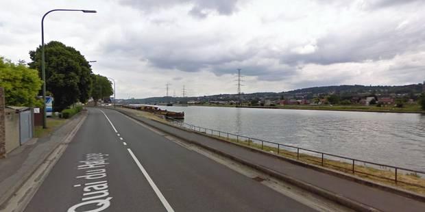 Un homme tué dans un accident à Flémalle: sa voiture est tombée à l'eau - La DH