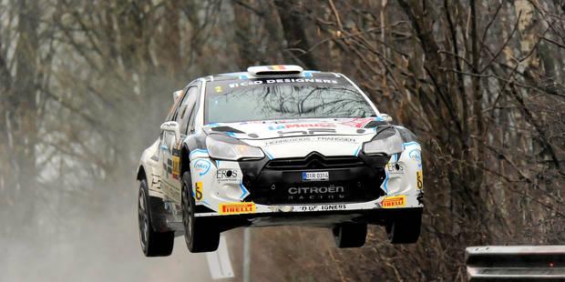 Cédric Cherain espère récupérer sa victoire du Spa Rally - La DH