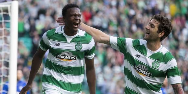 Belges à l'étranger: Dedryck Boyata buteur avec le Celtic, Benteke battu, Gillet s'impose contre Lorient (VIDEO) - La DH