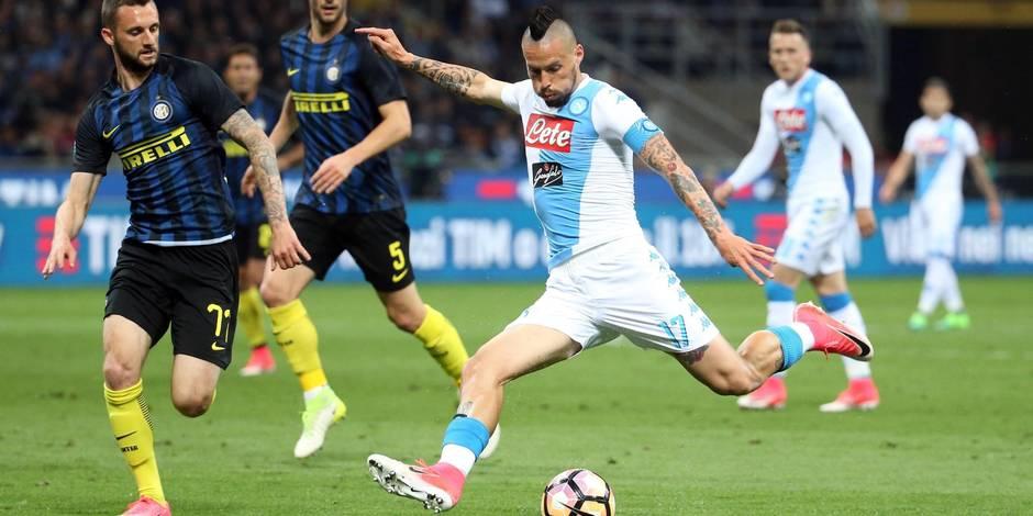 Serie A: la Juventus et Naples remercient la Lazio
