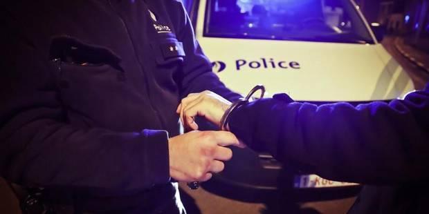 Borinage: un dealer pris la main dans le sac lors d'une opération Cité Sûre - La DH