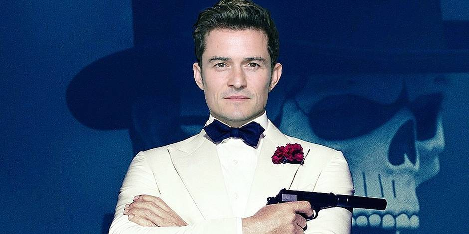 Bond, de blond à Bloom ?