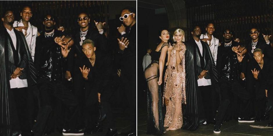 P. Diddy encensé comme jamais pour avoir coupé les soeurs Jenner sur une photo
