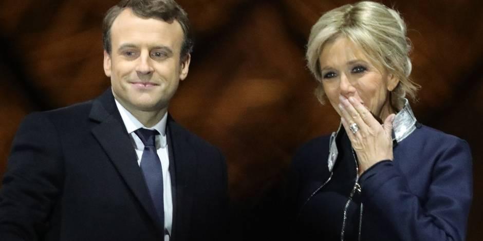 La fille de Brigitte Macron répond aux attaques sexistes contre sa mère