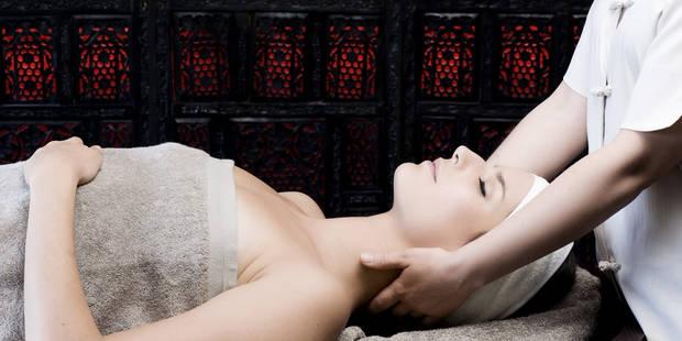 """A tester: le massage """"signature"""" pour une déconnexion totale - La DH"""