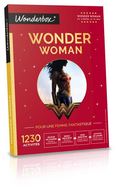 Coffret Wonder Woman, 49.90€