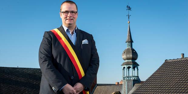 Braine-le-comte : Maxime Daye en croisade contre le FN - La DH