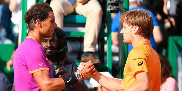 Goffin balaye Raonic et file en quart de finale à Madrid pour prendre une revanche sur Nadal - La DH