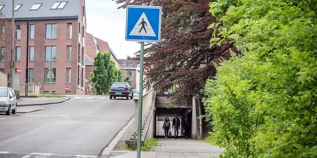 Mons: Étudiantes harcelées, deux individus capturés - La DH