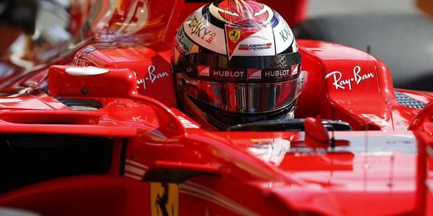 GP d'Espagne/Essais libres 3: Ferrari reprend la main, Alonso (10e) loin devant Stoffel - La DH