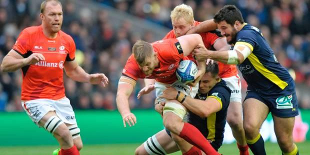 Les Saracens conservent leur titre en Coupe d'Europe de rugby - La DH
