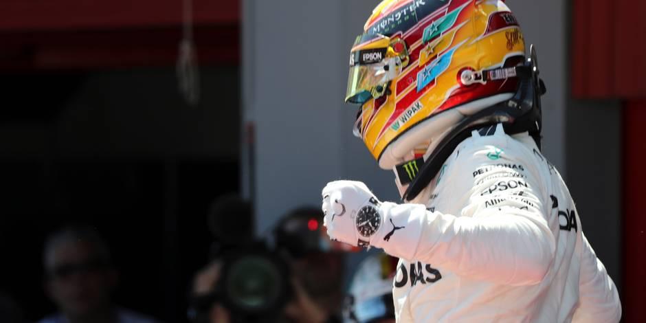 GP d'Espagne: le debriefing d'Olivier de Wilde - La DH