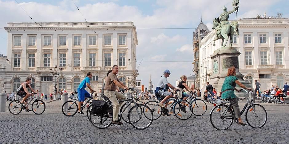 Bientôt une deuxième journée sans voiture à Bruxelles?