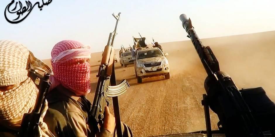 Traque sur internet: La nouvelle unité de la police belge ferme un compte djihadiste tous les deux jours! - La DH