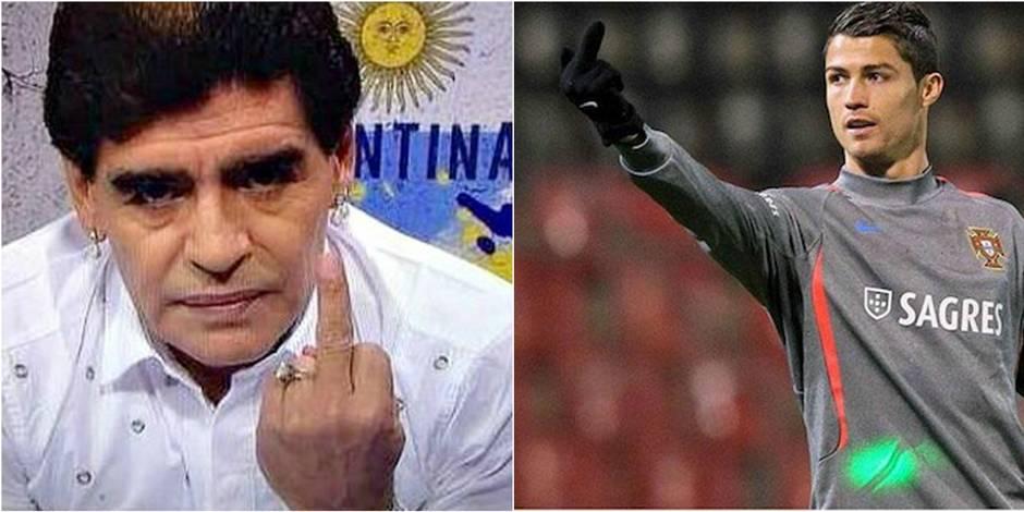 Comme Teodorczyk, Maradona, CR7 et même Ancelotti ont craqué aussi (PHOTOS)