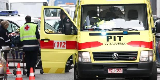 Woluwé-Saint-Lambert: un motard décède dans un accident, le chauffard s'est enfui - La DH