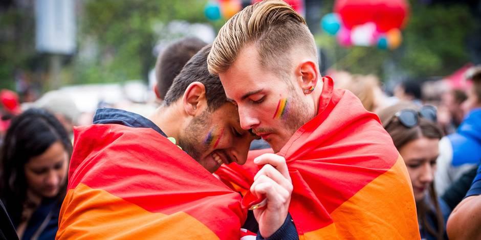 Toujours plus d'actes homophobes en Belgique