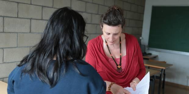 Molenbeek : À 18 ans, la jeune Oishi est menacée d'expulsion - La DH