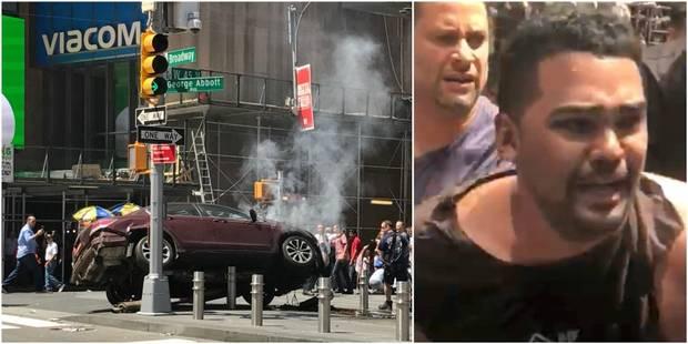 Piétons renversés à New York: le chauffard inculpé de meurtre et de vingt tentatives de meurtre (VIDEO ET PHOTOS) - La D...