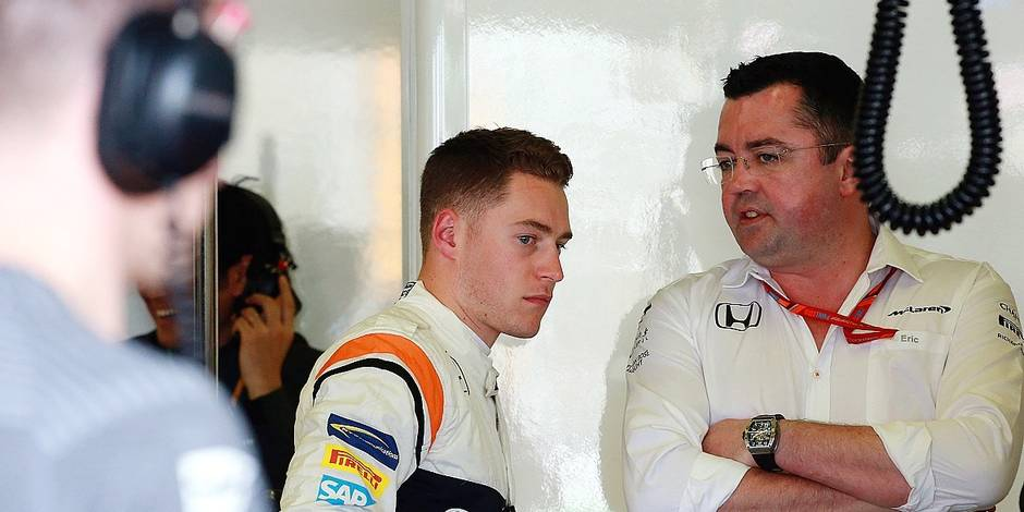 """Rencontre avec Eric Boullier, le directeur sportif de McLaren-Honda: """"Stoffel est un super pilote"""" - La DH"""