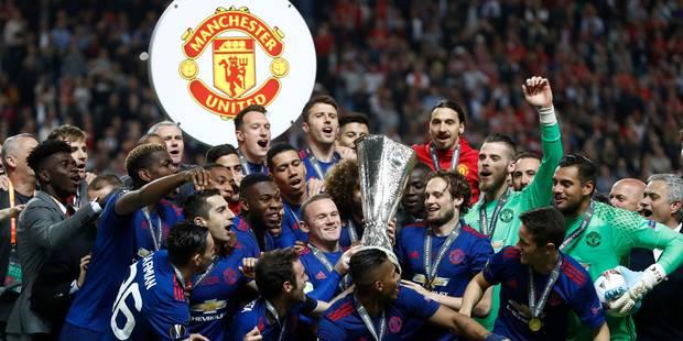 Manchester United remporte l'Europa League pour le symbole et l'histoire (0-2) - La DH
