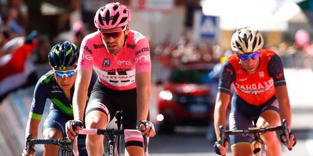 Giro: Nibali met en garde Dumoulin - La DH