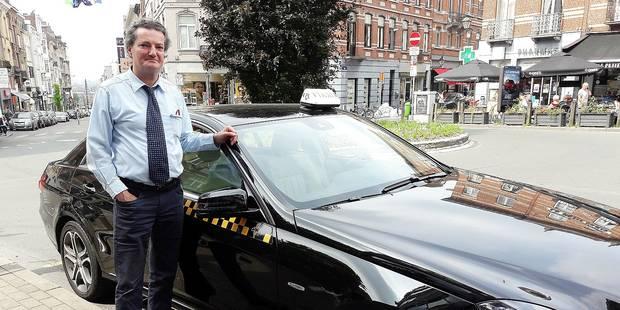 Bruxelles Viré Des Taxis Bleus Pour Ses Opinions Sur Le Plan Taxi La Dh