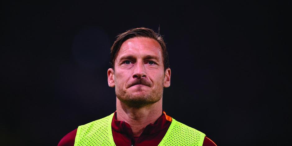 Ciao Francesco Totti !
