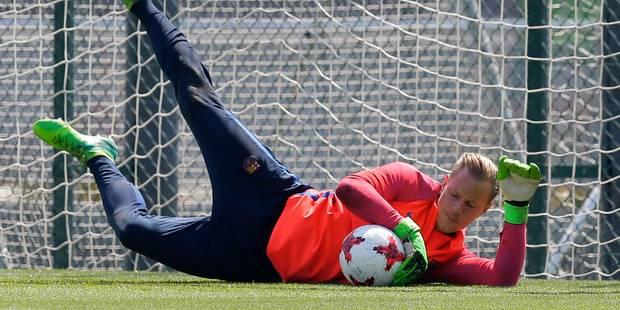 Ter Stegen prolonge à Barcelone jusqu'en 2022 - La DH