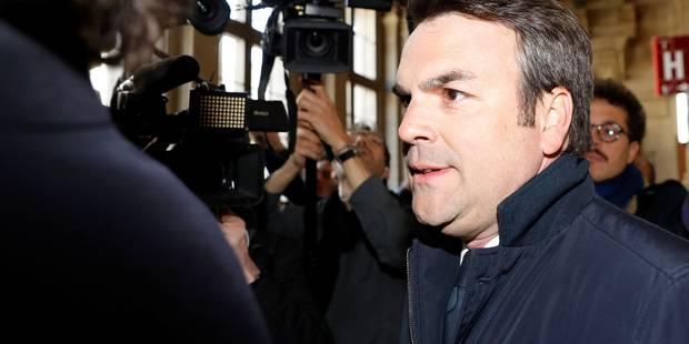 France: Thomas Thévenoud condamné à 3 mois de prison avec sursis - La DH