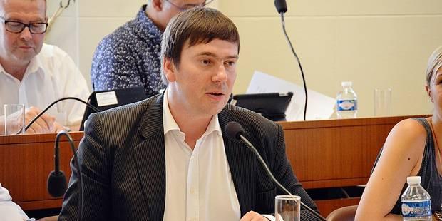 Tournai Geoffroy Huez, nouveau président de séance - La DH