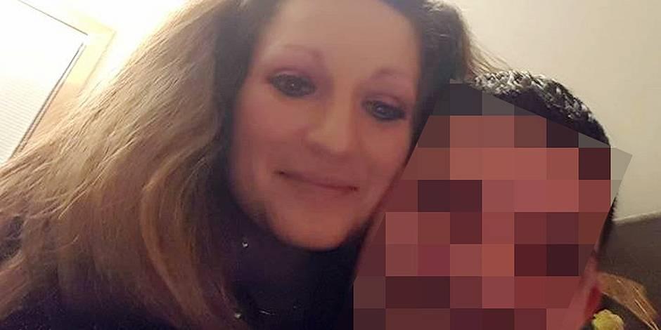 Claudia, 32 ans, tuée d'un coup de couteau par son compagnon