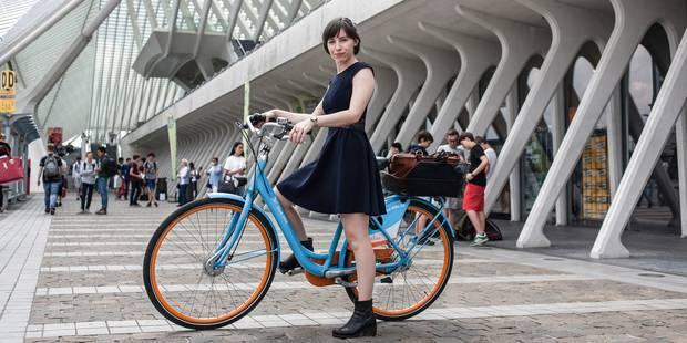 Blue Bike plus accessible à Liège ! (vidéo) - La DH