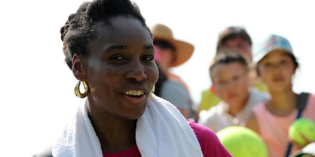 Venus Williams révèle le sexe du bébé de Serena sans le vouloir - La DH