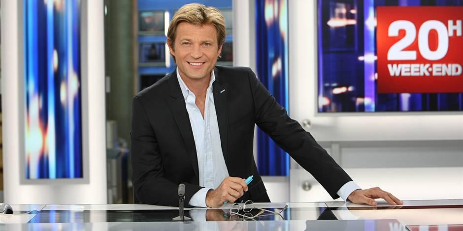 France 2 : Laurent Delahousse aux commandes de la tranche..