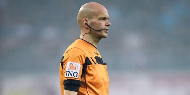 L'UB veut un arbitre belge au Mondial 2022 - La DH