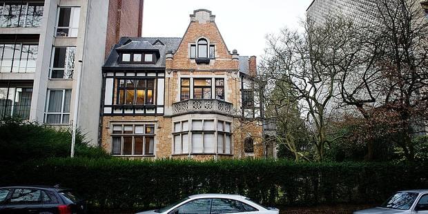 Face aux huit étages projetés (25 appartements), par l'architecte Marc Corbiau; au 228 avenue Winston Churchill à Uccle, Emile Bonte n'entrevoit aucun espoir - Villa de 1923, témoin de l'histoire de l'artère.