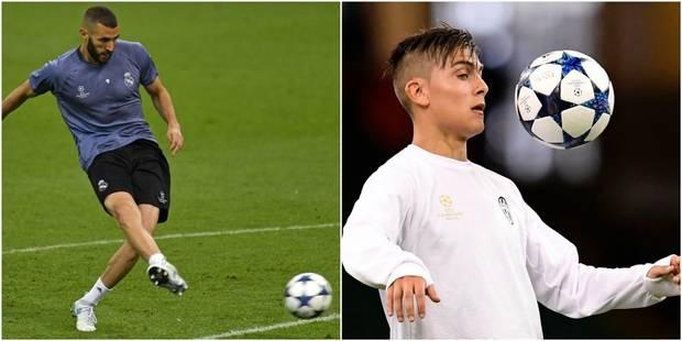 Ligue des champions: Juventus-Real Madrid: choc de légendes à Cardiff - La DH