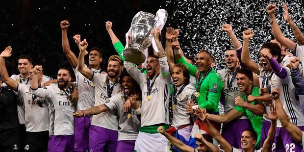 Un Ronaldo record permet au Real de remporter sa deuxième Ligue des Champions consécutive face à la Juventus (1-4) - La ...