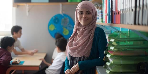 """Ecole islamique Al-Ghazali: """"l'enfant a un avenir professionnel et en plus il est épanoui d'un point de vue spirituel"""" -..."""