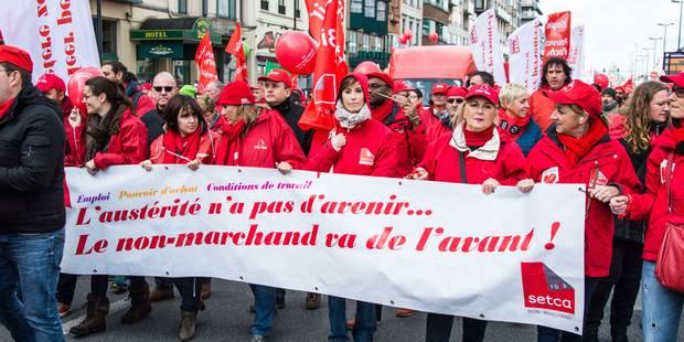 Réforme des pensions: la CGSP dépose un préavis de grève dans la fonction publique à partir du 16 juin - La DH