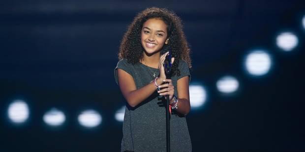 Lucie, en route vers la finale de The Voice France - La DH