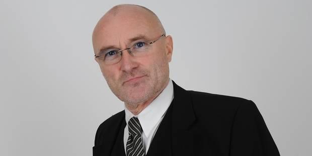 Phil Collins hospitalisé d'urgence - La DH