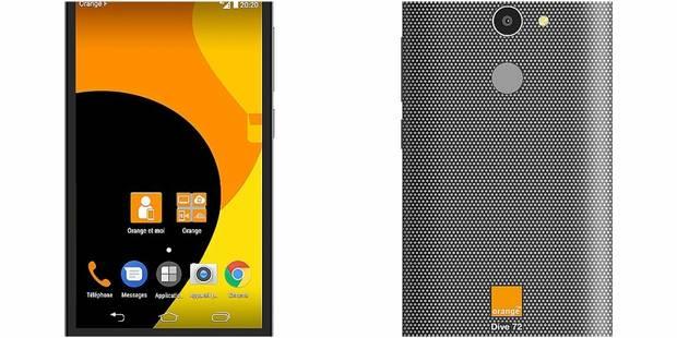 Orange lance son propre smartphone ! - La DH