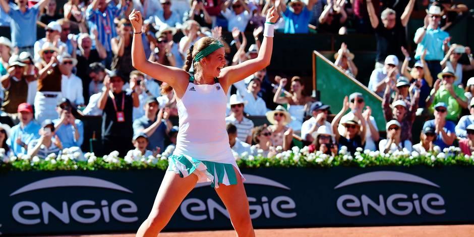Comment Ostapenko est-elle parvenue à remporter cette finale complètement folle à Roland Garros? - La DH